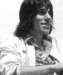 Jeff Beck Unoffical Website, home of the legend
