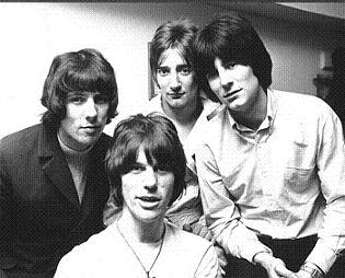Jeff Beck The Faces with Rod Stewart